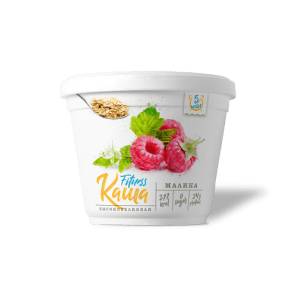 Fitness каша со вкусом малины